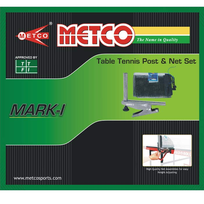 9021 | METCO TABLE TENNIS POST MARK- I